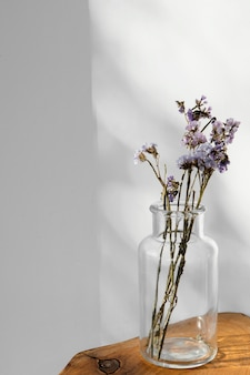 Abstrait concept minimal à l'intérieur des ombres