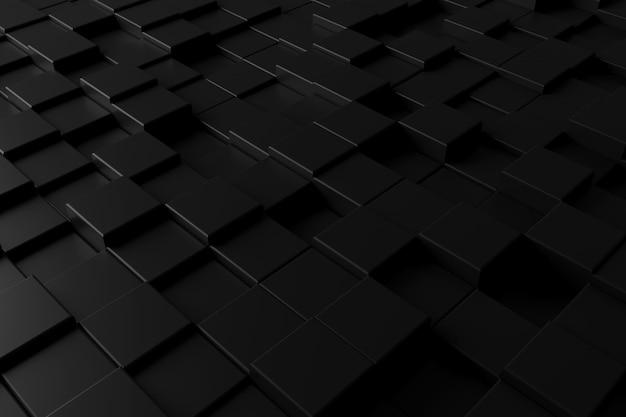 Abstrait avec concept sombre