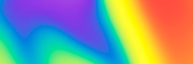 Abstrait couleur arc-en-ciel dégradé flou fond lgbtq