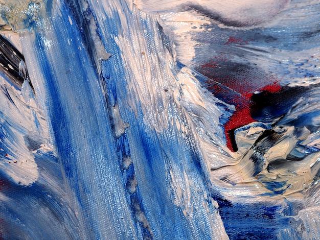 Abstrait de couleur bleue avec texture.
