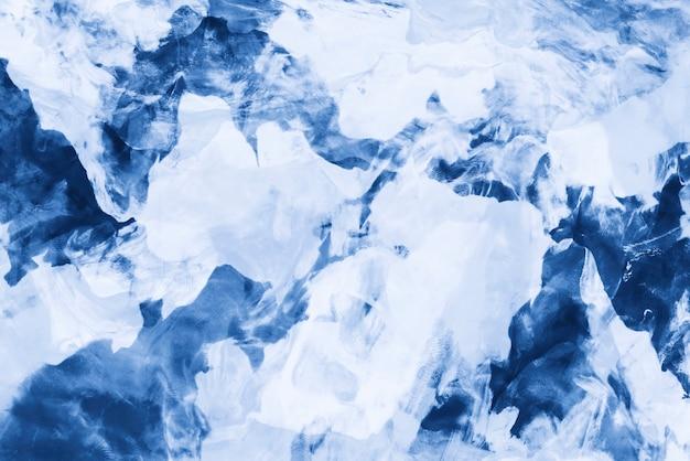 Abstrait de couleur mélangée de texture d'argile en coloré.