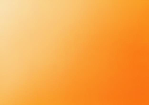 Abstrait couleur orange dégradé