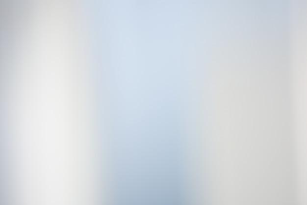 Abstrait couloir flou. intérieur flou abstrait