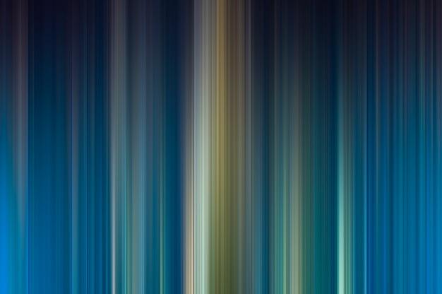 Abstrait dans les tons verts et bleus