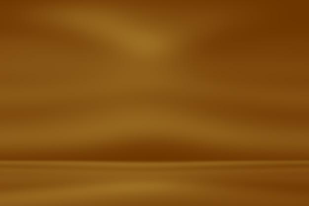 Abstrait dégradé brunâtre lisse et doux.