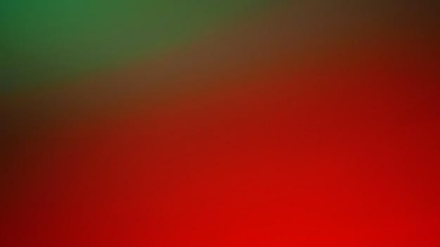 Abstrait dégradé flou. fond de couleur rouge foncé et vert multicolore. modèle de bannière.