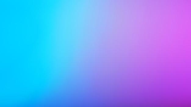 Abstrait dégradé flou. fond de couleur violet vert et bleu menthe. modèle de bannière. toile de fond en maille aux couleurs douces.