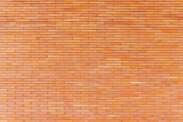 Abstrait du modèle de brique brune sur le mur.