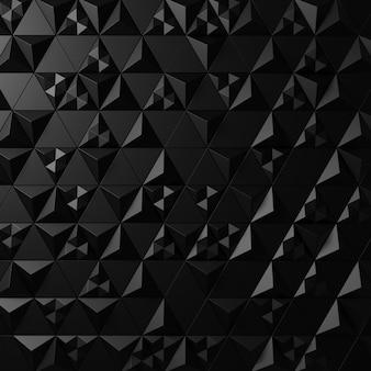 Abstrait du mur de carreaux moderne. rendu 3d.