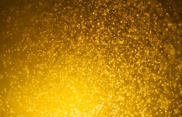 Abstrait élégant avec des lumières défocalisés bokeh