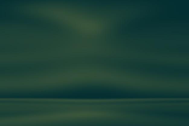 Abstrait flou fond dégradé vert vide