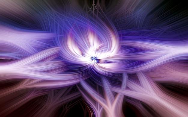 Abstrait fond clair avec effet de lumière pour la conception créative