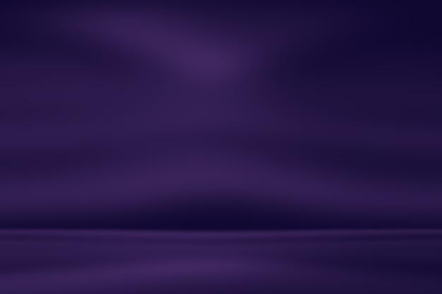 Abstrait fond violet dégradé clair vide