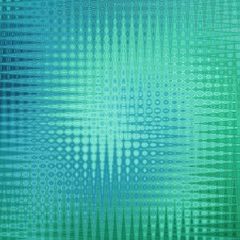 Abstrait futur technologie géométrique turquoise bleu turquoise vert avec des formes abstraites. illustration de conception graphique