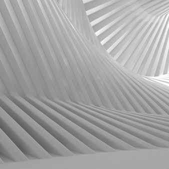 Abstrait géométrique 3d