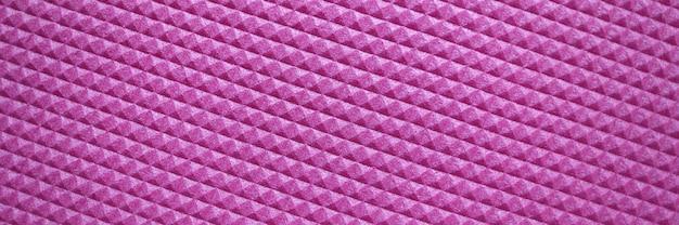 Abstrait géométrique volumétrique rose 3 d agrandi.