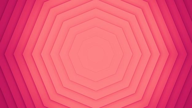 Abstrait géométrique.