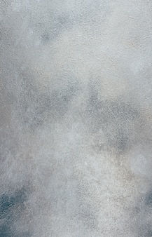 Abstrait gris foncé métallique vide texture béton