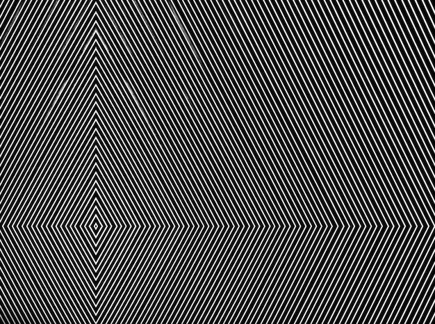 Abstrait ligne et carré