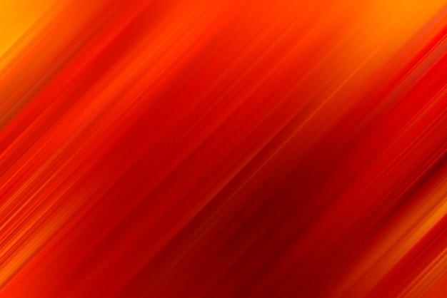 Abstrait de la ligne rouge