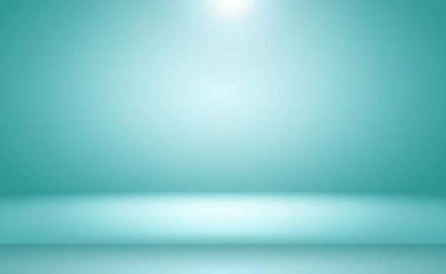 Abstrait luxe dégradé bleu.