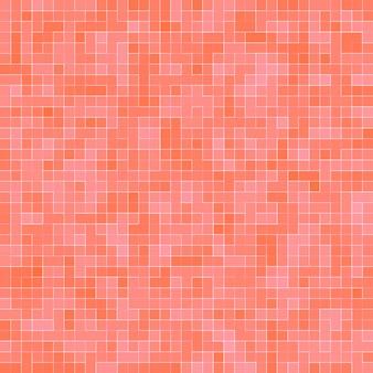 Abstrait luxe doux pastel ton rose mur carrelage modèle sans couture de verre