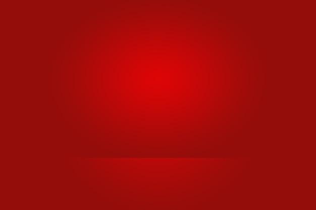 Abstrait Luxe Fond Rouge Doux Noël Valentines Mise En Page Designstudioroom Web Modèle Affaires... Photo gratuit