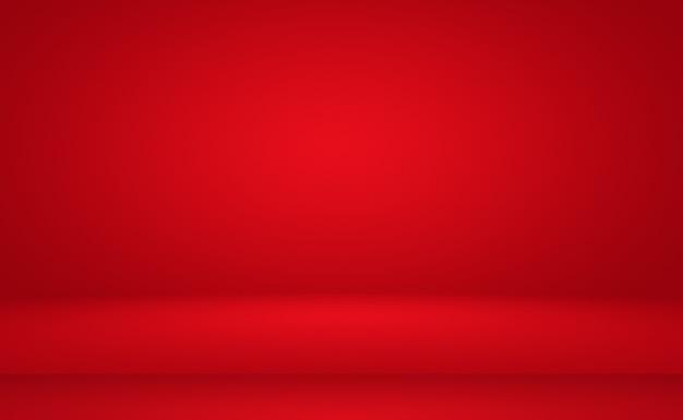 Abstrait luxe fond rouge doux noël valentines mise en page designstudioroom web modèle affaires...