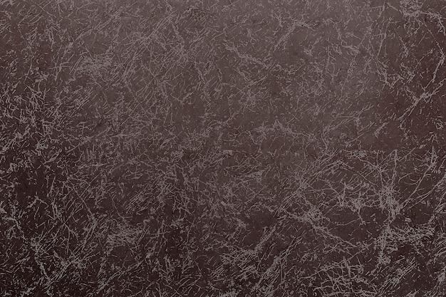 Abstrait marbre brun foncé texturé