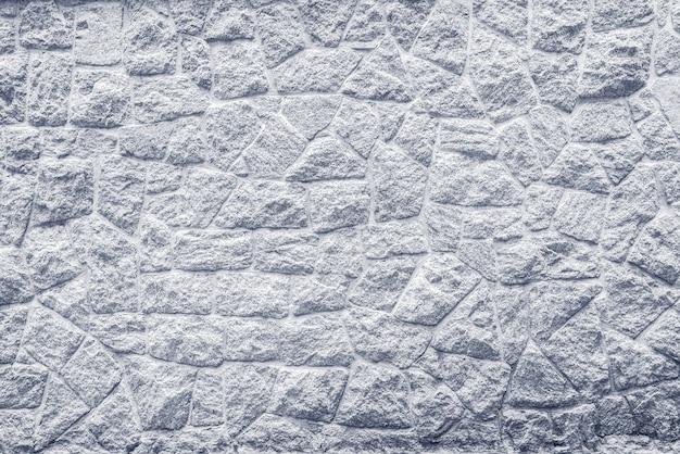 Abstrait de modèle de brique carré gris sur le sol et le mur avec une texture rayée.