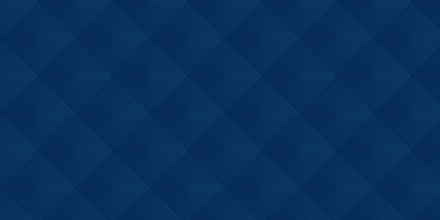 Abstrait motif carré bleu avec concept d'entreprise moderne