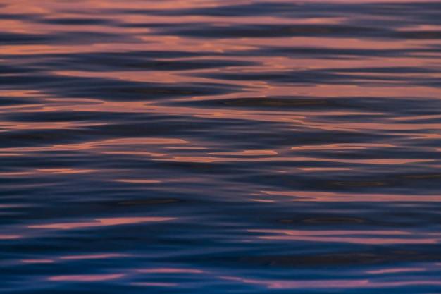 Abstrait mouvement eau