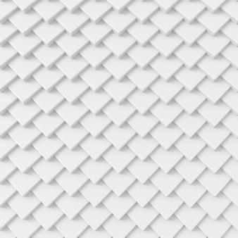 Abstrait de mur de carreaux moderne, rendu 3d.