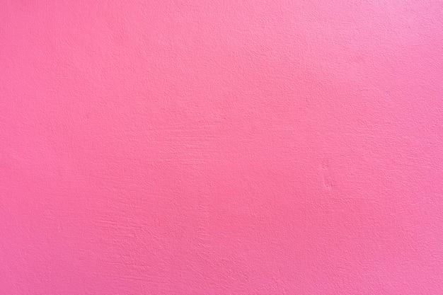 Abstrait de mur de texture béton rose