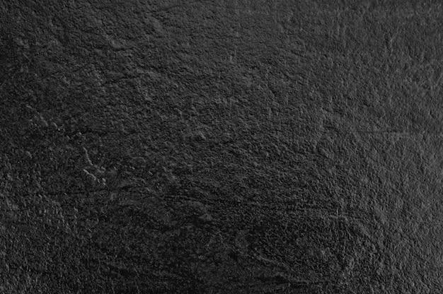 Abstrait de la nature de la texture de la pierre de roche sombre en marbre noir