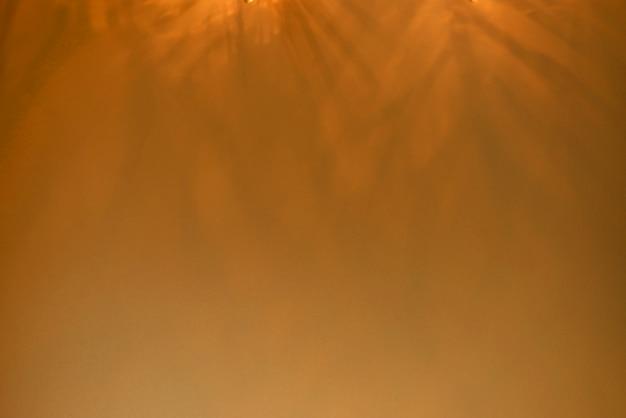 Abstrait noël créatif doré avec ombres