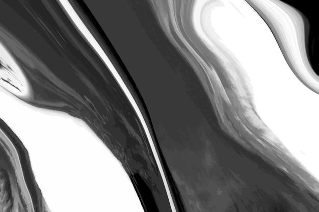 Abstrait Noir Et Blanc Photo gratuit