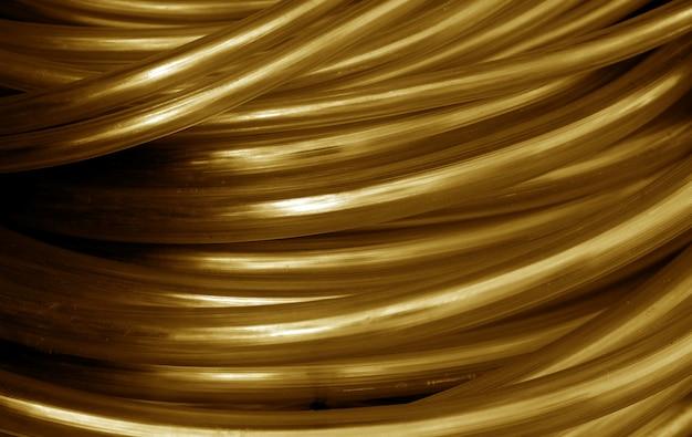 Abstrait or avec texture.