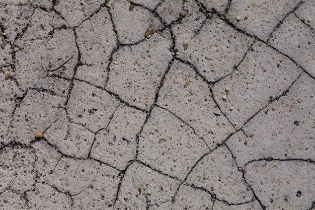 Abstrait de pierre fissures
