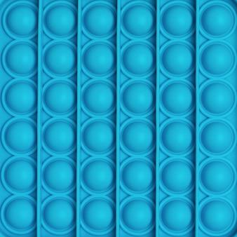 Abstrait de pop-it des bulles de jouets. un produit anti-stress populaire.