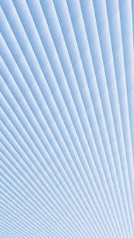 Abstrait pour écran de smartphone mobile avec la couleur bleue