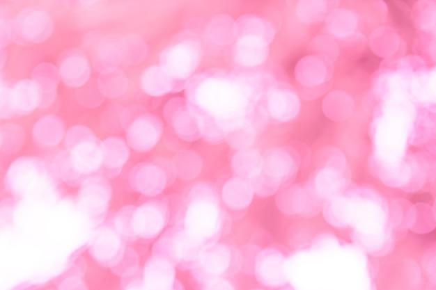 Abstrait rose bokeh amour