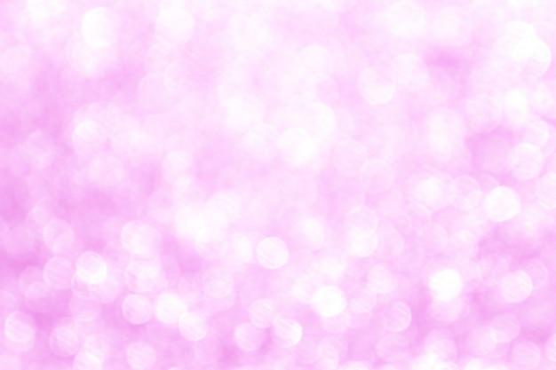 Abstrait rose bokeh