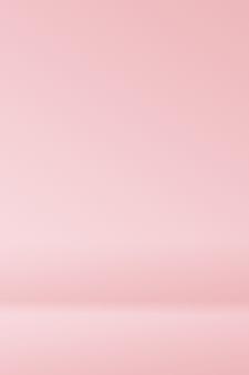 Abstrait rose clair.