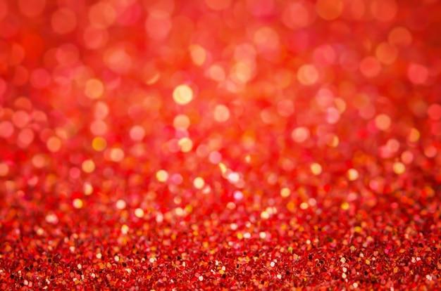 Abstrait rouge -