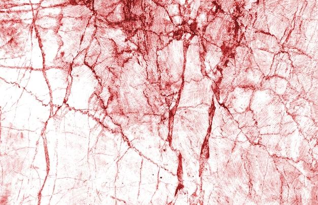 Abstrait de sang rouge éclaboussures.