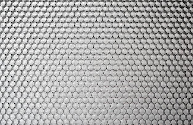 Abstrait de texture aluminium.