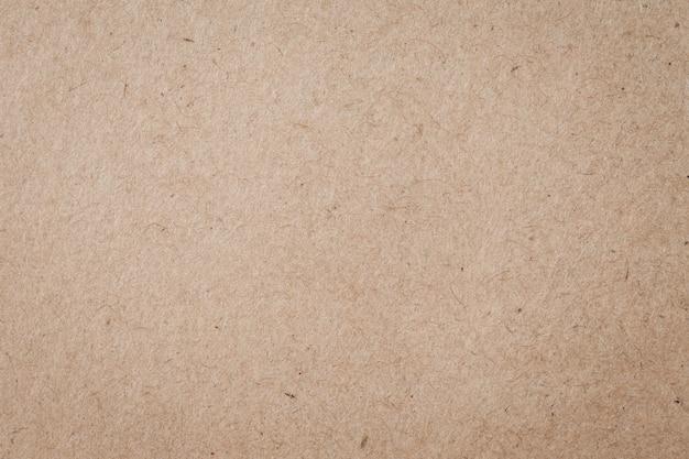 Abstrait de la texture de la boîte de papier brun.