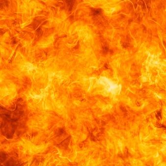 Abstrait de la texture de flamme de feu de flamme