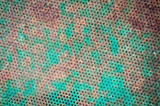 Abstrait texture grunge bleu et marron